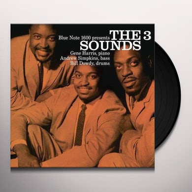 INTRODUCING THE 3 SOUNDS Vinyl Record