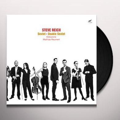 Reich / Ekkozone / Mathias Reumert DOUBLE SEXTET Vinyl Record