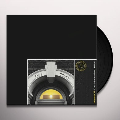 CACOPHONY '33' PARK HOLME RECORDINGS 1983-89 Vinyl Record