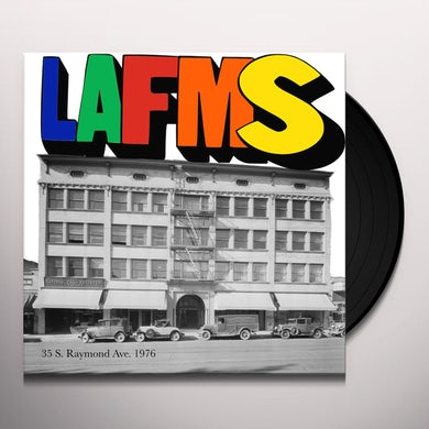 Los Angeles Free Music Society 35 S RAYMOND AVENUE Vinyl Record