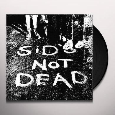 CJA SIDO NOT DEAD Vinyl Record