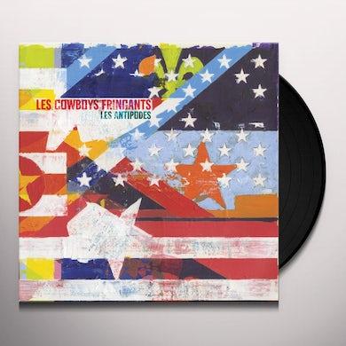 Les Cowboys Fringants LES ANTIPODES Vinyl Record