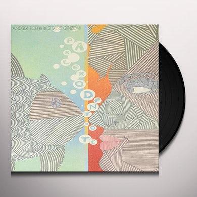 Andrea Tich / Le Strane Canzoni PARLERO DENTRO TE Vinyl Record