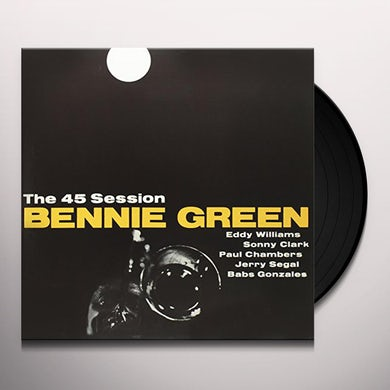 Bennie Green 45 SESSION Vinyl Record