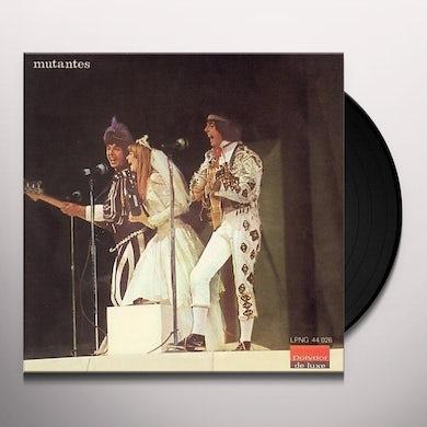 MUTANTES Vinyl Record