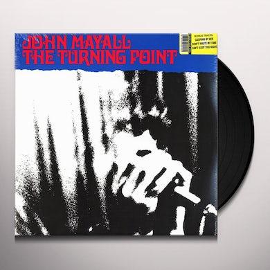 John Mayall TURNING POINT Vinyl Record