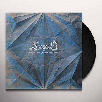 Logos SADAKO E LE MILLE GRU DI CARTA Vinyl Record