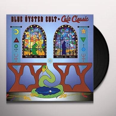 Blue Oyster Cult CULT CLASSIC Vinyl Record