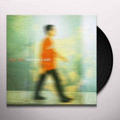 Mick Karn EACH EYE A PATH Vinyl Record