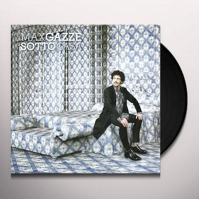 Max Gazze SOTTO CASA-LP Vinyl Record