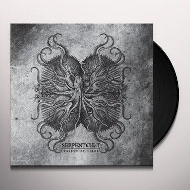 Serpentcult WEIGHT OF LIGHT Vinyl Record