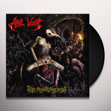 PESTE NEGRA MUERTE NEGRA Vinyl Record