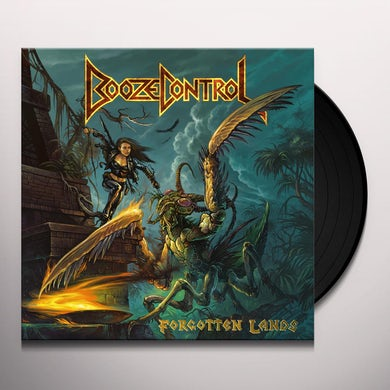 Booze Control FORGOTTEN LANDS Vinyl Record
