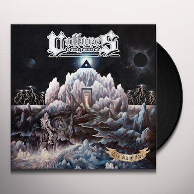 VULTURES VENGEANCE KNIGHTLORE Vinyl Record