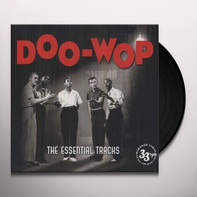 Doo-Wop Essential Tracks / Various Vinyl Record - 180 Gram Pressing