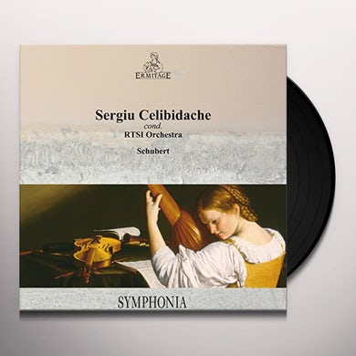 Sergiu Celibidache CONDUCTS RSI ORCHESTRA Vinyl Record