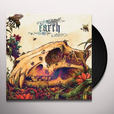 EARTH  BEES MADE HONEY IN THE LION'S SKULL Vinyl Record