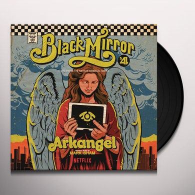 ARKANGEL - BLACK MIRROR (ORIGINAL SOUNDTRACK) Vinyl Record