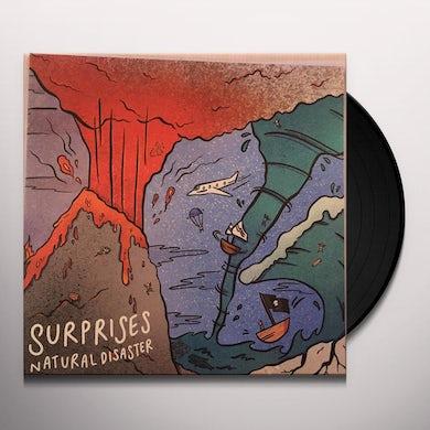 Surprises NATURAL DISASTER Vinyl Record