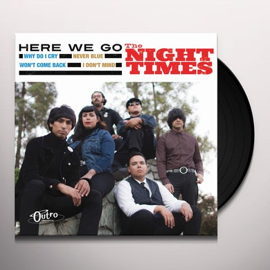 Night Times HERE WE GO Vinyl Record