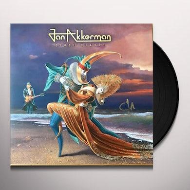 Jan Akkerman Close Beauty Vinyl Record