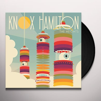 Knox Hamilton HEIGHTS Vinyl Record