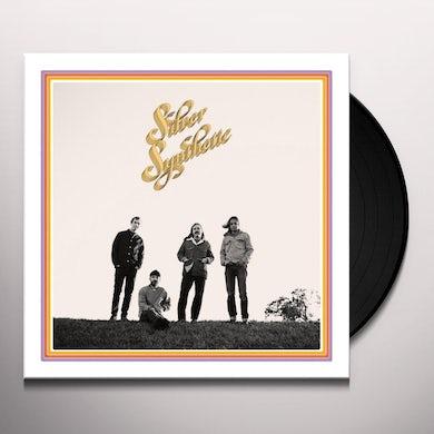 Silver Synthetic Vinyl Record