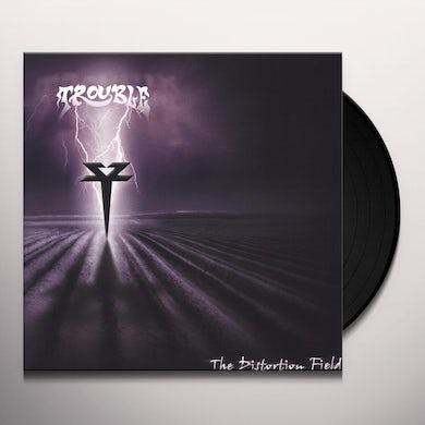 Trouble DISTORTION FIELD Vinyl Record