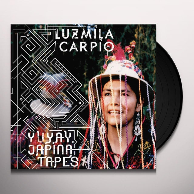 Luzmila Carpio YUYAY JAP'INA TAPES Vinyl Record