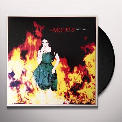 Motels APOCALYPSO Vinyl Record