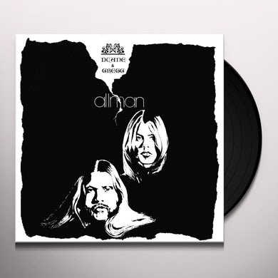 Duane Allman & Gregg DUANE & GREGG Vinyl Record
