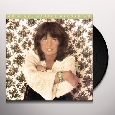 Linda Ronstadt DON'T CRY NOW Vinyl Record