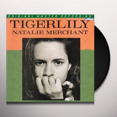 Natalie Merchant TIGERLILY Vinyl Record
