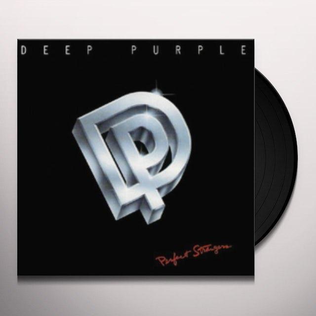Deep Purple PERFECT STRANGERS Vinyl Record