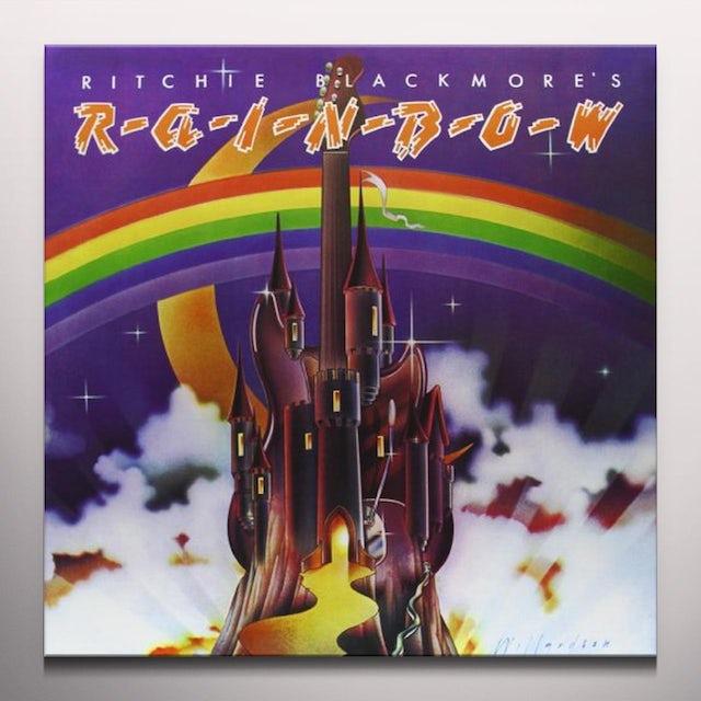 Rainbow RITCHIE BLACKMORE'S Vinyl Record