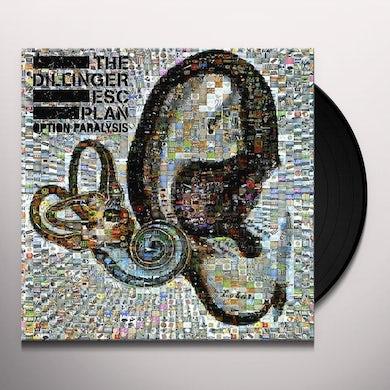 Dillinger Escape Plan OPTION PARALYSIS Vinyl Record