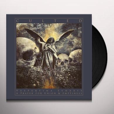 VESPERTINA SYNAXIS ? A PRAYER FOR UNION & EMPTINESS Vinyl Record