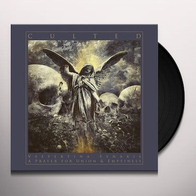 Culted VESPERTINA SYNAXIS A PRAYER FOR UNION & EMPTINESS Vinyl Record
