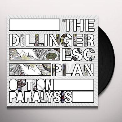DILLINGER ESCAPE PLAN - OPTION PARALYSIS Vinyl Record