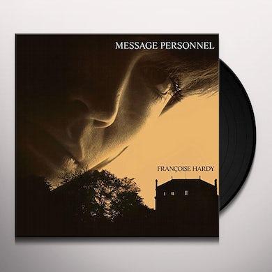 Françoise Hardy MESSAGE PERSONNEL Vinyl Record