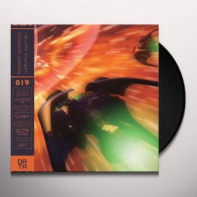 Hitoshi Sakimoto RADIANT SILVERGUN Vinyl Record