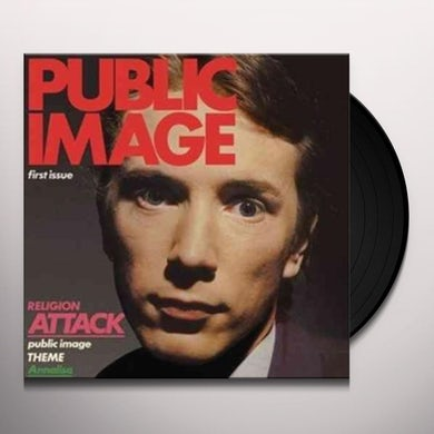 Public Image Ltd Vinyl Record