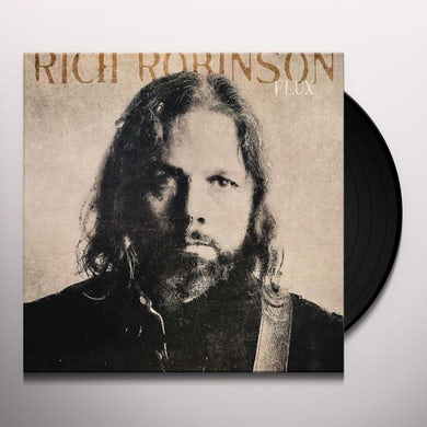 Rich Robinson   FLUX Vinyl Record