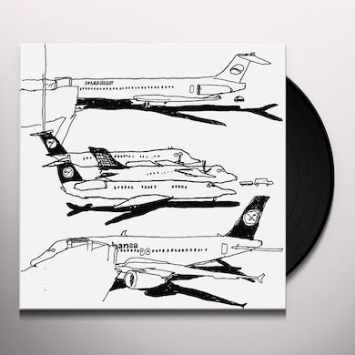Sven Tasnadi WAITING Vinyl Record