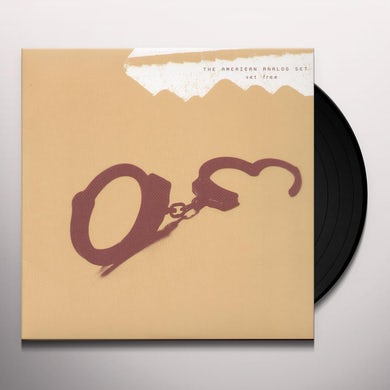 American Analog Set SET FREE Vinyl Record