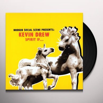 Broken Social Scene SPIRIT IF Vinyl Record