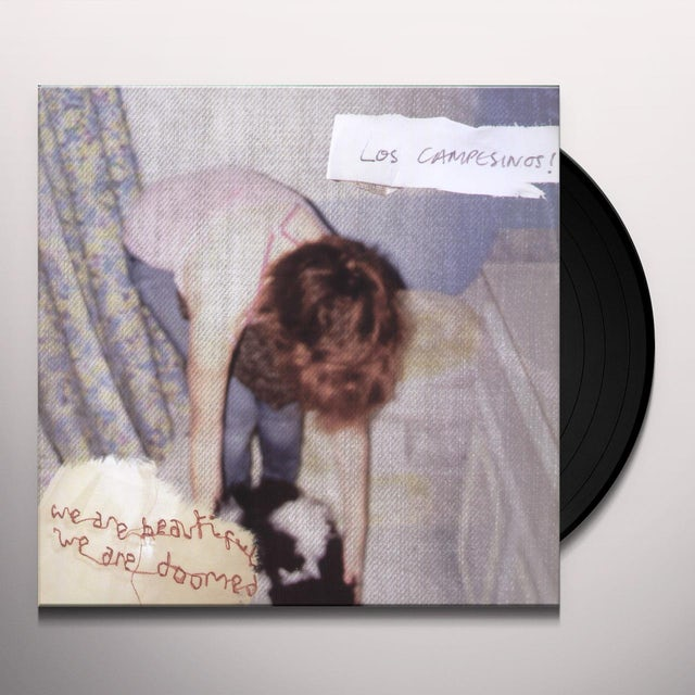 Campesinos WE ARE BEAUTIFUL: WE ARE DOOMED Vinyl Record