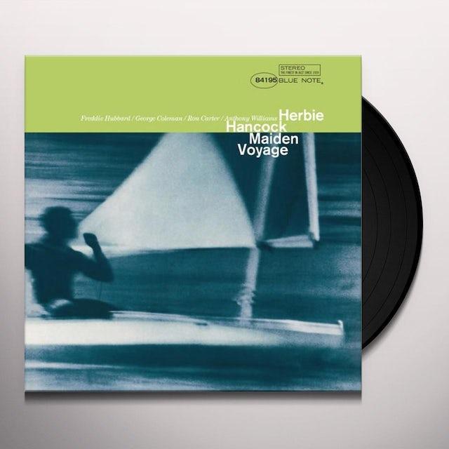 Herbie Hancock MAIDEN VOYAGE Vinyl Record - Limited Edition, 180 Gram Pressing