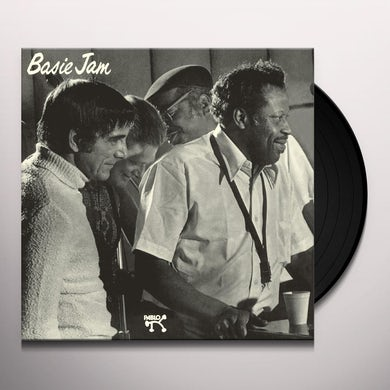 BASIE JAM Vinyl Record