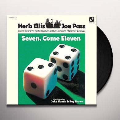 SEVEN COME ELEVEN Vinyl Record